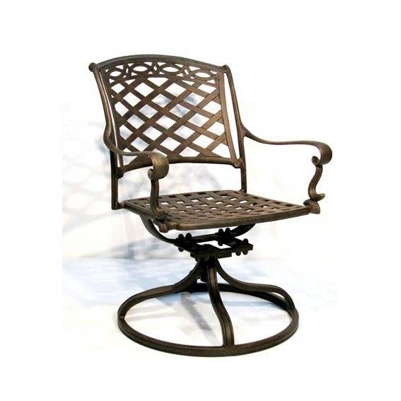 high end classical all aluminum chair cast alum patio swivel chair metal outdoor patio furniture buy all aluminum chair patio set cast aluminum