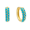 Turquoise Gold