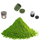 EU / USDA Organic Ceremonial Japanese Matcha Powder Tea in Tin Box