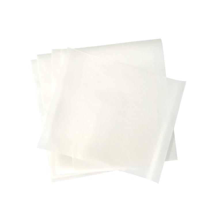 White Transparent Glassine Paper