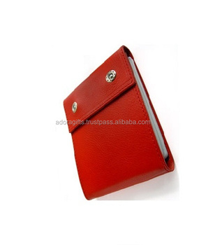 Red Portable DVD Wedding Covers / New Arrived Square Protective dvd Covers