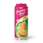 500ml Canned NFC Manufacturer Beverage Passion Fruit Drink