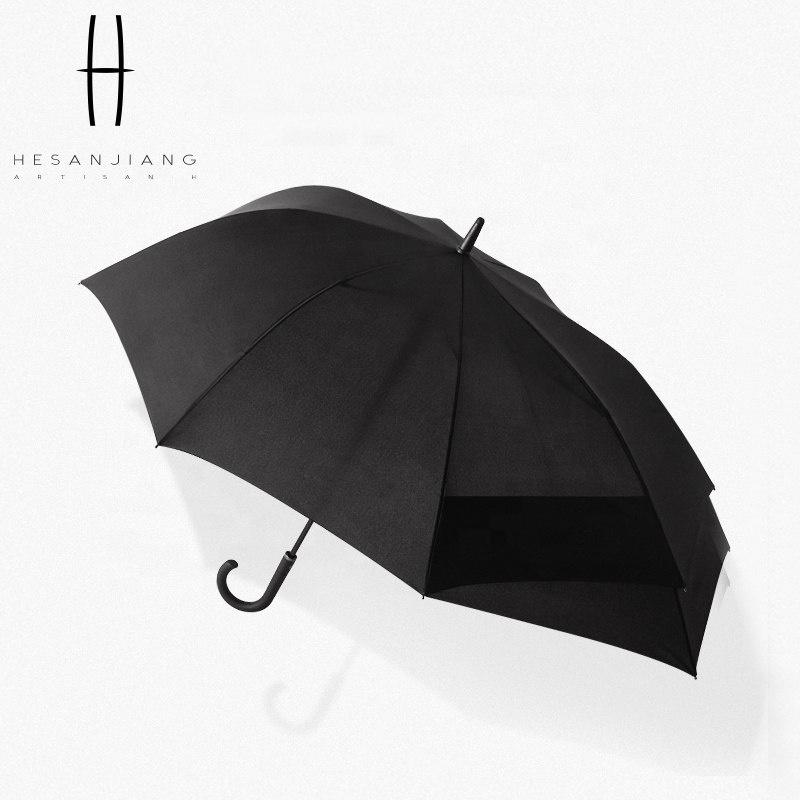 Новые продукты, высокое качество, специальный креативный зонт, тройной Зонт от дождя для мужчин