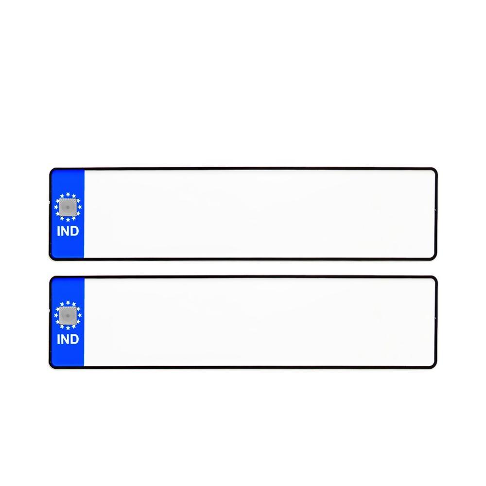 لوحة أرقام فارغة للسيارة الزرقاء Buy الأزرق رقم لوحة الأزرق Ind رقم لوحة Ind فارغة رقم لوحة Product On Alibaba Com