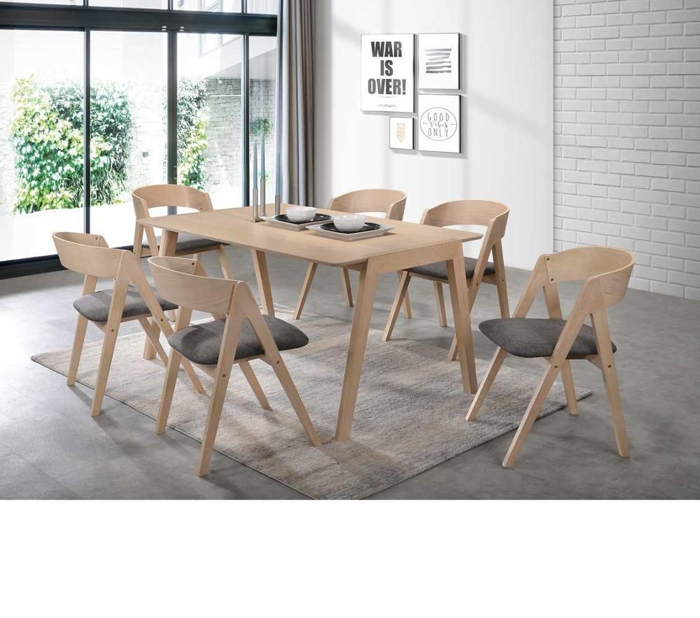 Dining Room Furniture Dining Set 1+6 - Buy Dining Room Furniture