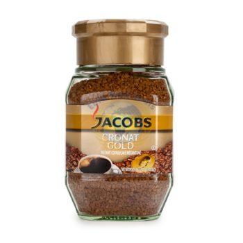Jacobs Cronat золотой кофе 200 г/500 г