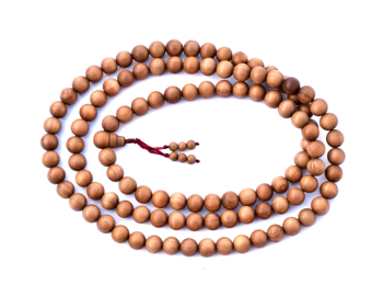 Mysore sandalwood unfinished beads loose wood beads sandalwood 8mm beads