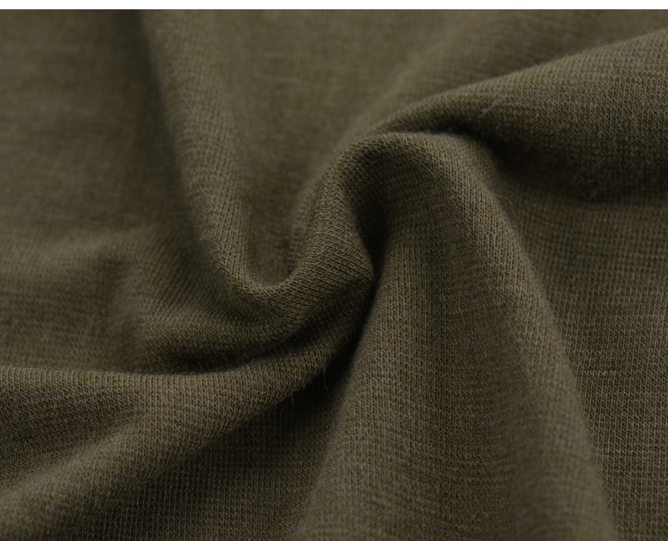 325 gsm 69/28/3 Modacrylic/FR Viscose/elastic Flame Resistant Terry Fabric