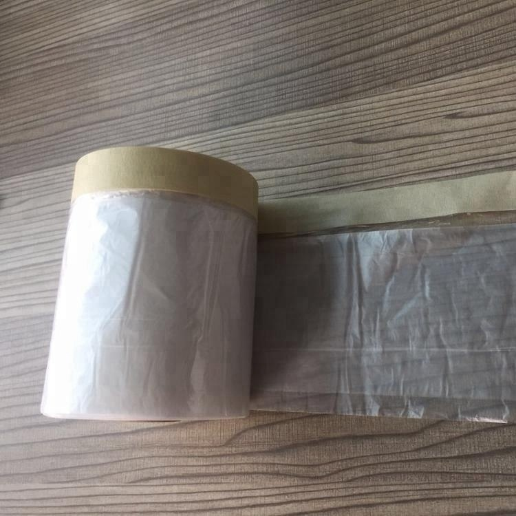 Covering masking tapes / Covering Masking Film/ Plastic wrap for car painting