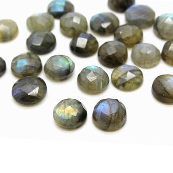 Labradorite Gemstone Cabochon India Lot Stone Faceted Natural Gems Cab Loose Gem