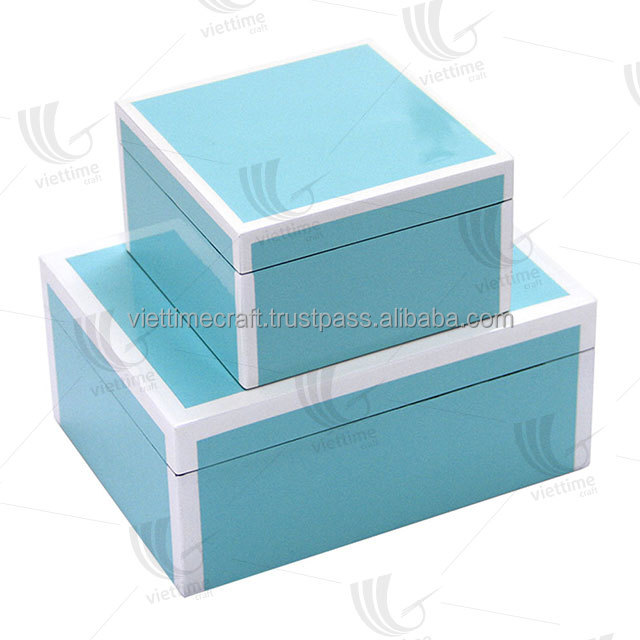 Вьетнамская Лаковая коробка/Шкатулка для украшений