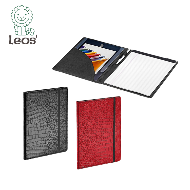 Office Stationery A4 Leather Document Holder