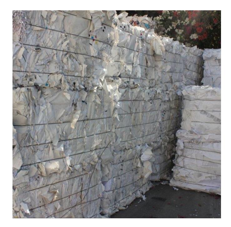 Офисная бумага для отходов (SOP)