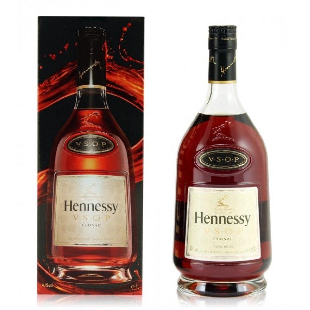 Коньяк Hennessy V.S.O.P 50cl, 70cl и 1L
