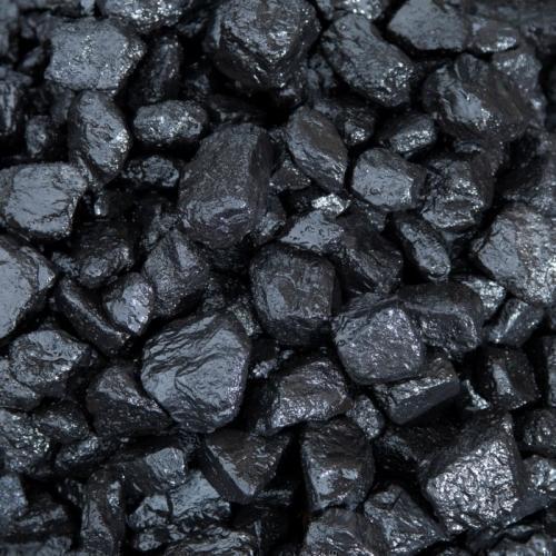Тепловой уголь с паром