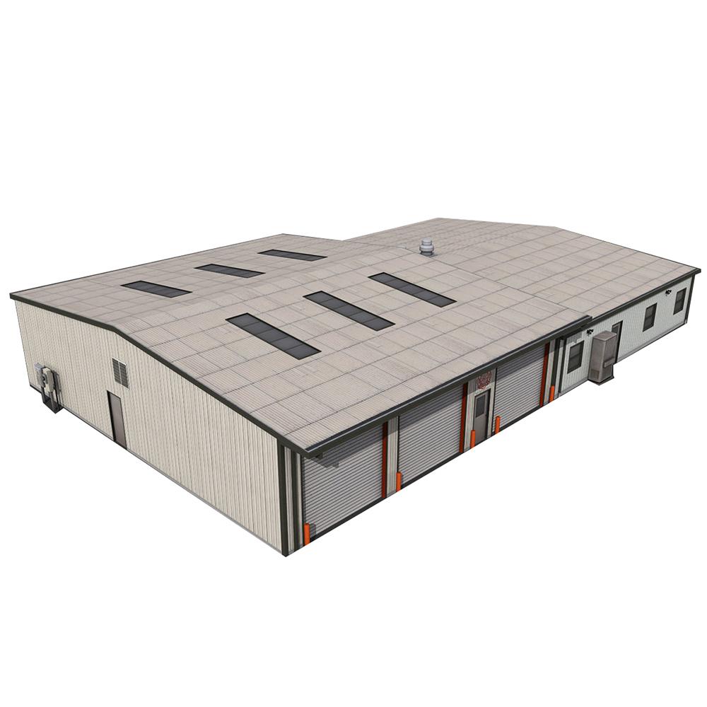 Дешевые цены изготовление сборных заводских стальных конструкций здания