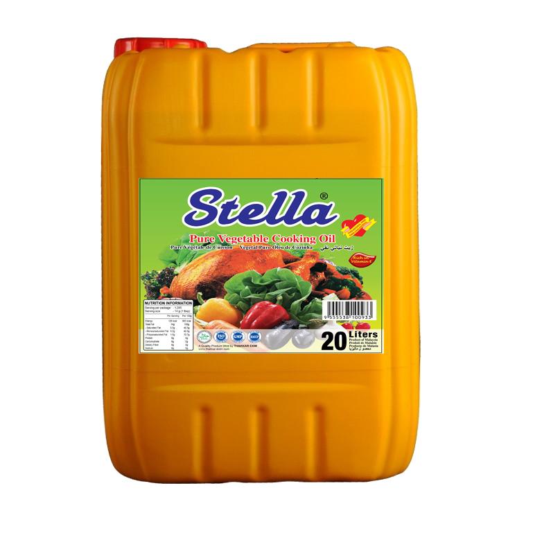 Малайзия Халяль Stella чистый растительного пальмового растительное масло