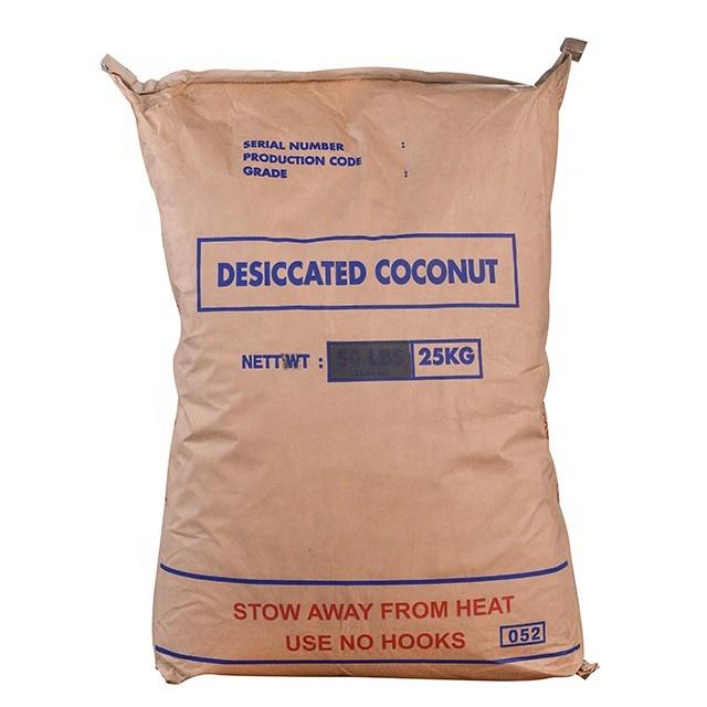 Высококачественный осушенный кокос с низким содержанием жира
