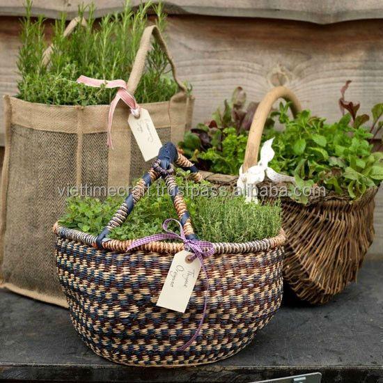 Горячая Распродажа, корзина для хранения морских водорослей, корзина Afican, цветная корзина для морских водорослей