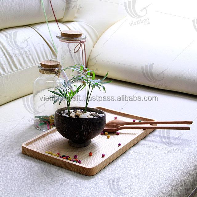 100% натуральная Кокосовая чаша, оригинальные кокосовые чаши, сделано во Вьетнаме