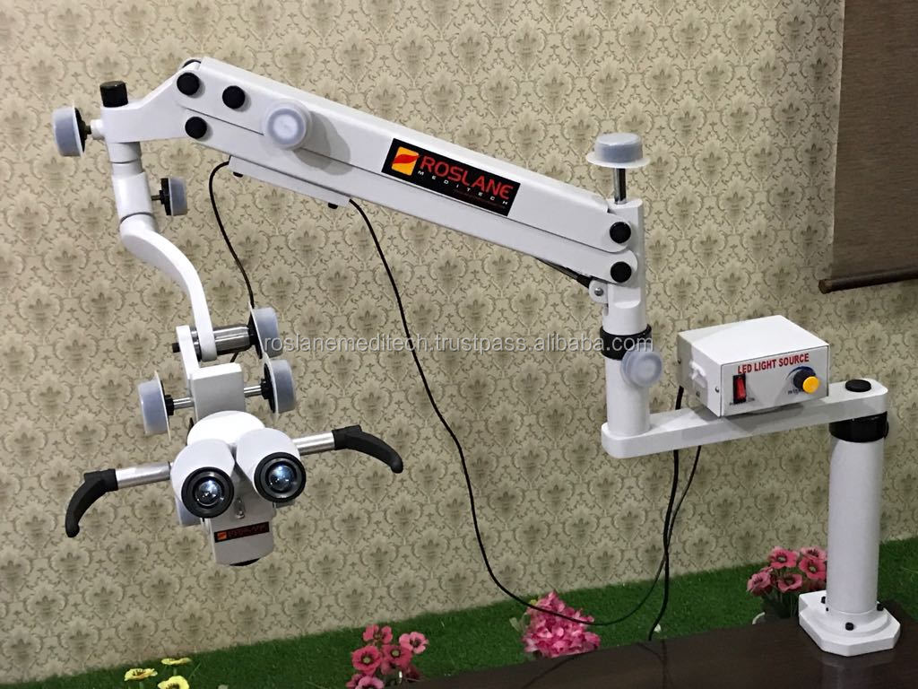 Neuro Surgical Microscope - Neurosurgery Microscope - Plastic Surgery Microscope