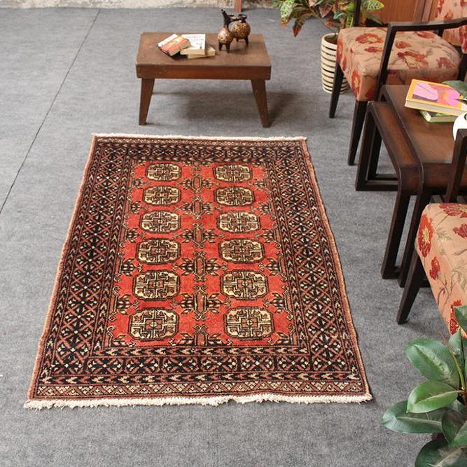 hand knotted rug-wool rug-handmade traditional rug-moroccan rug-vintage rug-area rug/_carpet-tapis