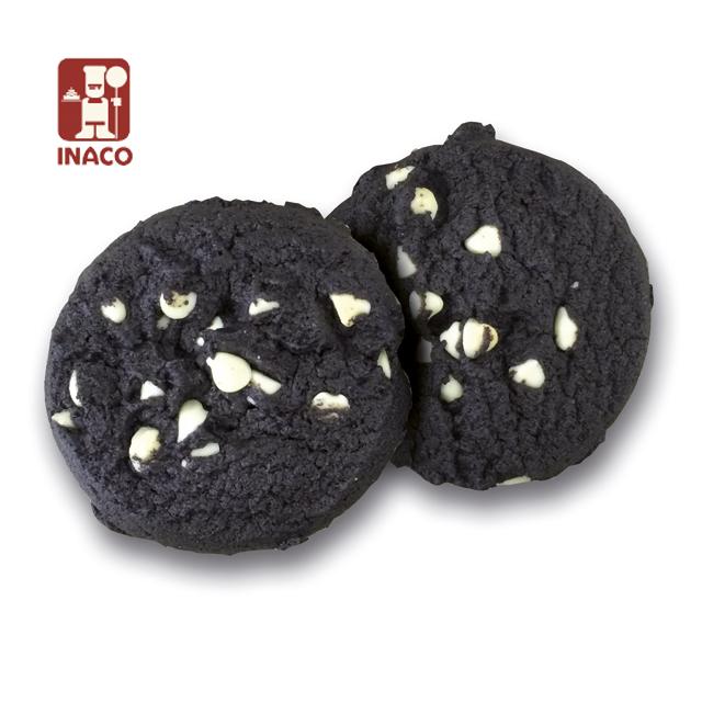 Испанское какао печенье с белыми шоколадными чипсами   Inaco