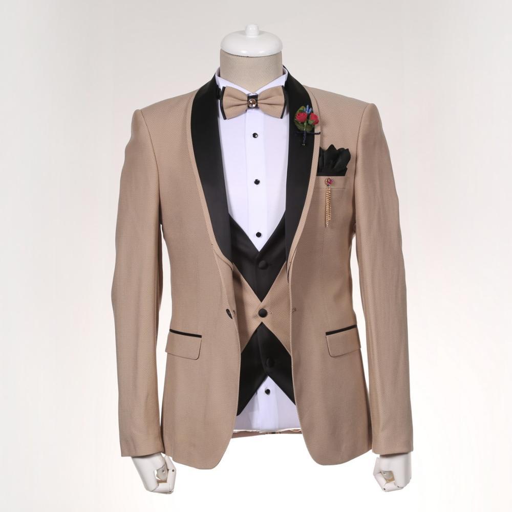 Wholesale Men's Tuxedo Suit Wedding Clothes For Men 20 Piece ...