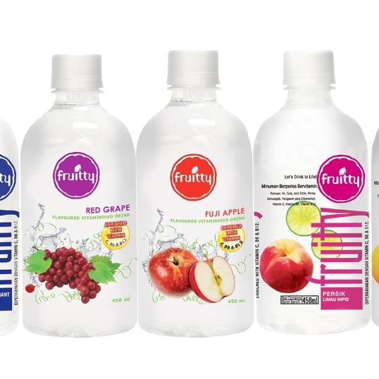 Малазия качество экспорт низкий MOQ OEM ODM частная марка 6 различных ароматов ПЭТ бутылка фруктовый витамизированный напиток 300 мл