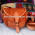 Real leather women's sling women shoulder bag leather