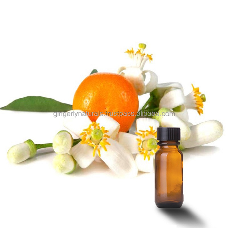 100% Pure Neroli oil from India