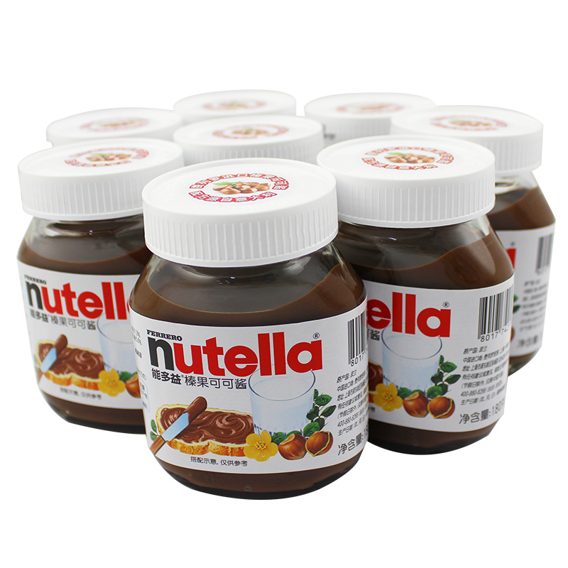 Шоколадный N utella