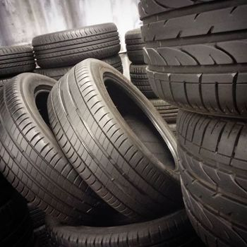 Used Car Tires Wholesale 12 to 20 inches Tread Depth 5mm+