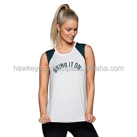 Franklin Eye Camiseta sin Mangas para Mujer D