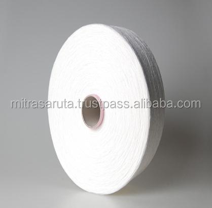 Blended Polyester/Cotton Yarn Ne 6/1 for knitting Glove