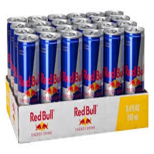 Энергетический Напиток Red Bull 250 мл (сделано в Австрия, доступен любой текст)