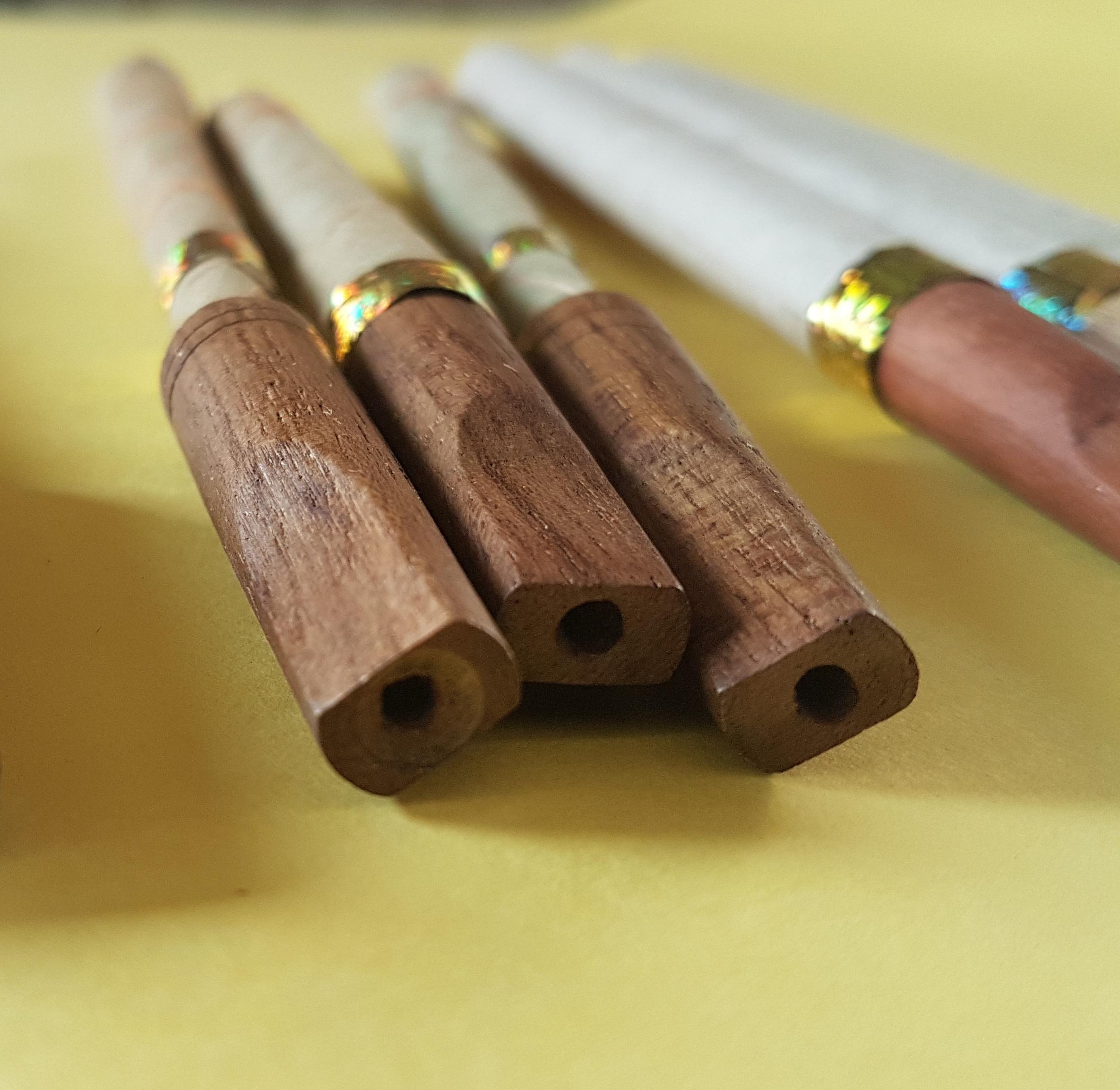 Деревянный наконечник лист предварительно свернутые конусы сигара kush ваниль Конопля ароматизированные предварительно свернутые конусы blunts Королевский blunts сырой древесины blunts