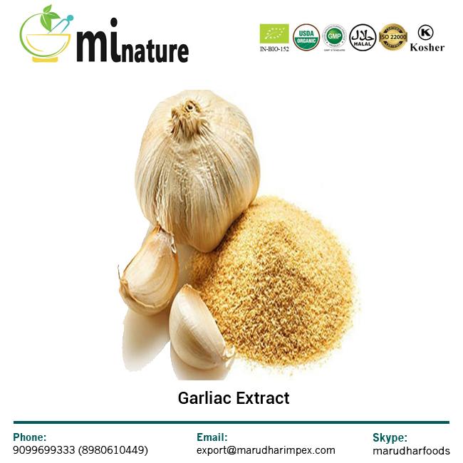 Чистый натуральный экстракт гарлиака