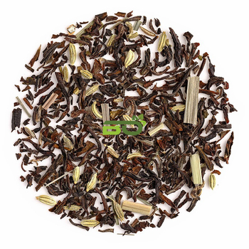 Certified Organic Best Natural Darjeeling Masala Chai Tea