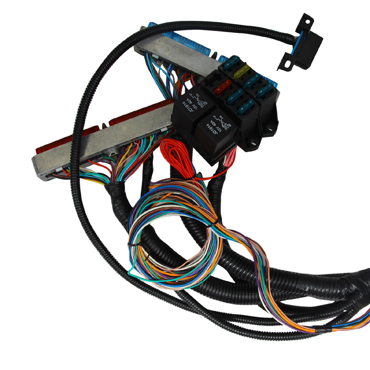 Ls1,5.3l/6.0l Engine Wiring Harness And Pcm Stand-alone Modification - Buy  Ls1 Swap,Gm Engine Harness,Gm Ls1 Fuel Injection Wire Harness Product on  Alibaba.comAlibaba.com