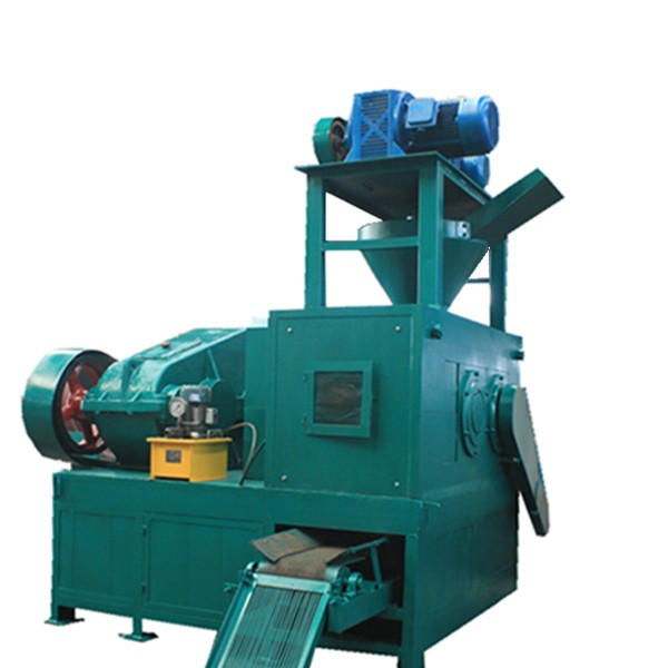 Hydraulic charcoal coal briquette press machine
