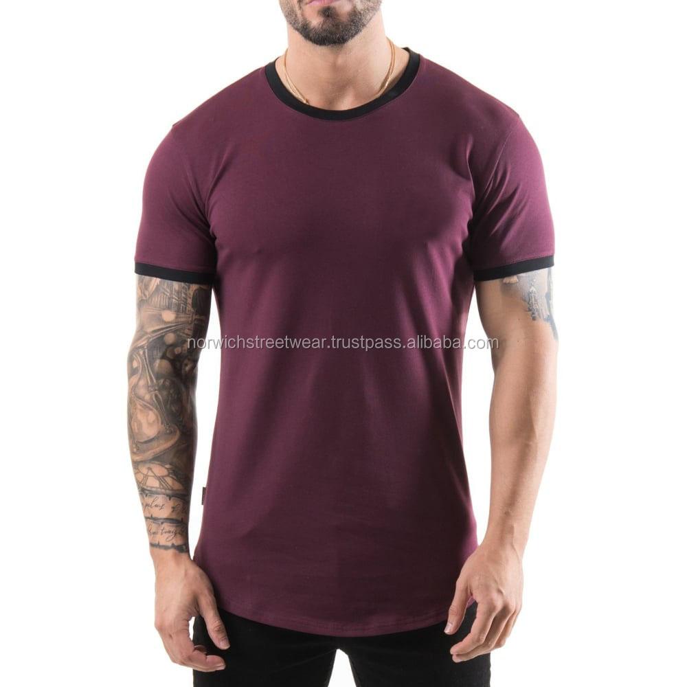 Personnalisé imprimé personnalisé t-shirts-ringer t-shirt toutes tailles//couleurs diverses
