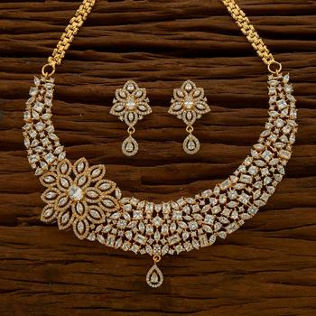 Indian Traditional CZ Fashion Jewellery 2017