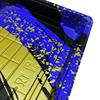 Blue & Golden Brush