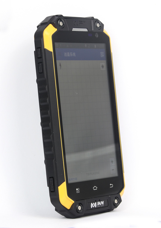 JWM WM-5000PH6 Rfid Multifunctional Data Collector Customizable management patrol APP Guard Tour System