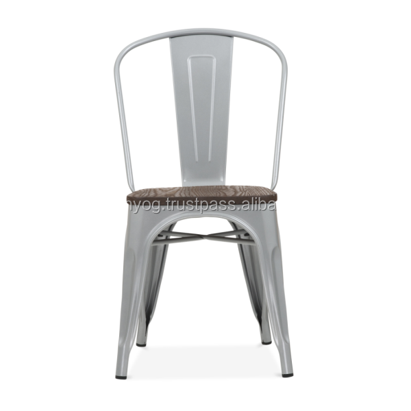2018 New Design Stackable Retro Metal Dining Chairs Buy Industrial Retro Metal Dining Chair Industrial Banquet Chairs Vintage Industrial Furniture Product On Alibaba Com