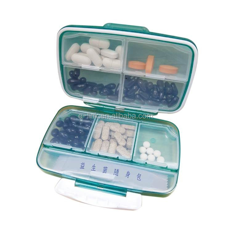 damp proof pill case