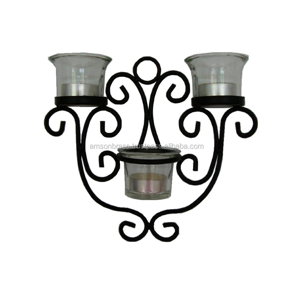 Home And Hotel Wall Mount Candelabra