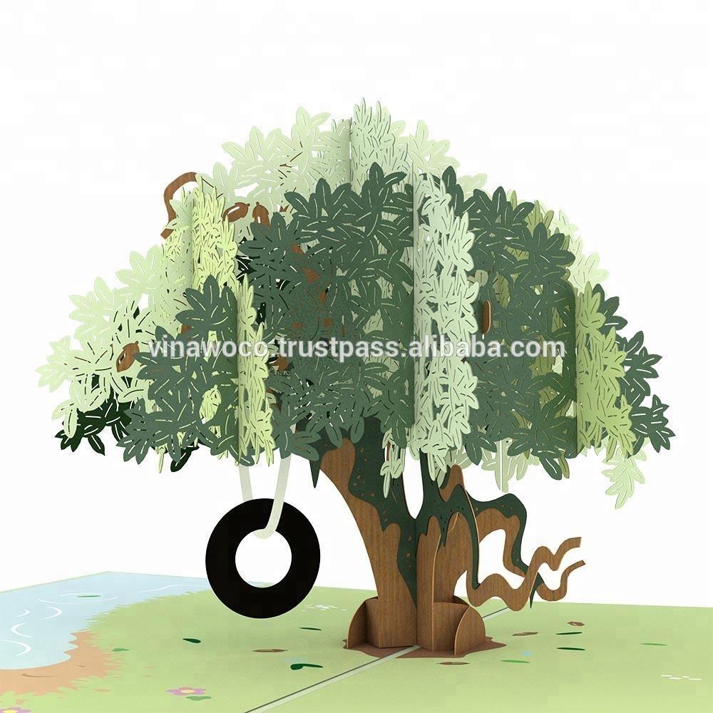 يعيش شجرة البلوط المنبثقة بطاقات المعايدة دعوة Buy Greeting Cards Printing Machine Live Oak Tree Cards Wedding Invitation Cardrecordable Sound Module For Greeting Cards Product On Alibaba Com