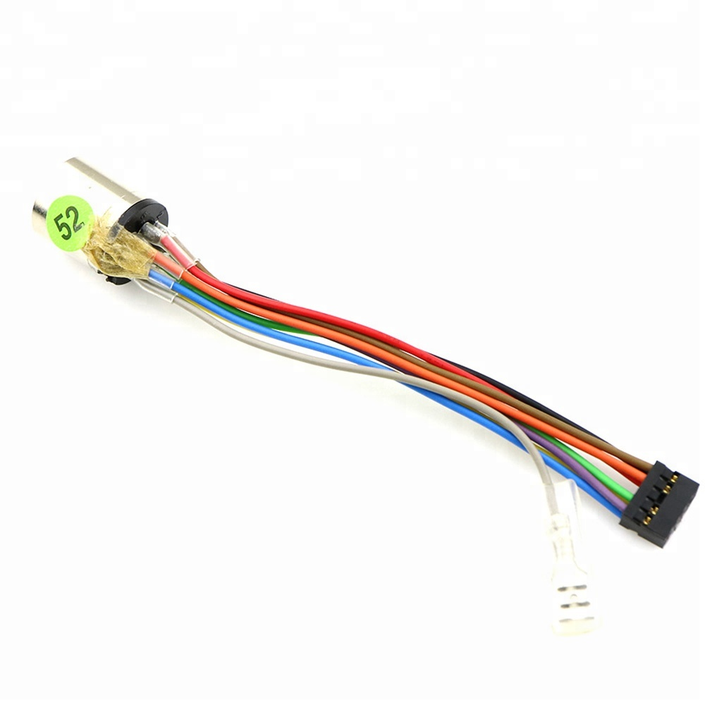 Din 45326 to Molex 10 pin Female Connector Cable Assembly
